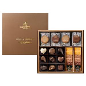 クッキー&チョコレート(クッキー8枚入、チョコレート21個)