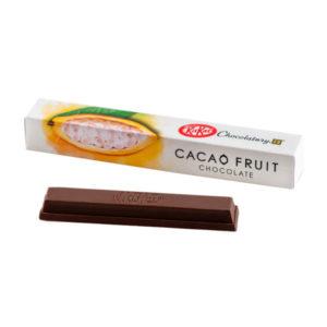 カカオ フルーツ チョコレート