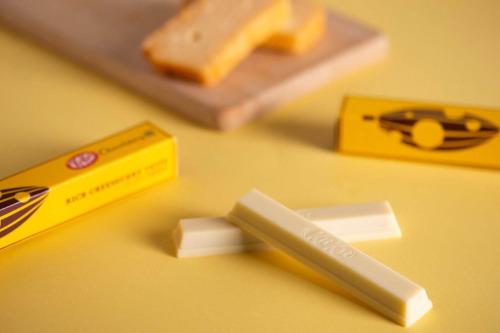 濃厚チーズケーキ味